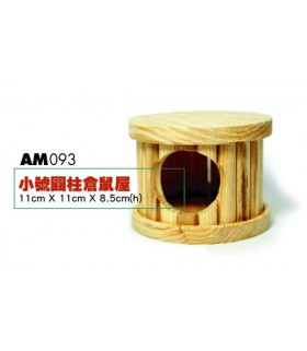Pet Link Circular Wooden House