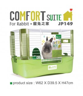 Jolly Comfort Suit for Rabbit - Green