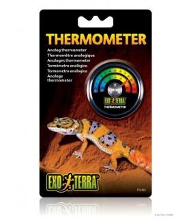Exo Terra Thermometer-Monitoring Terrarium Humidity Level