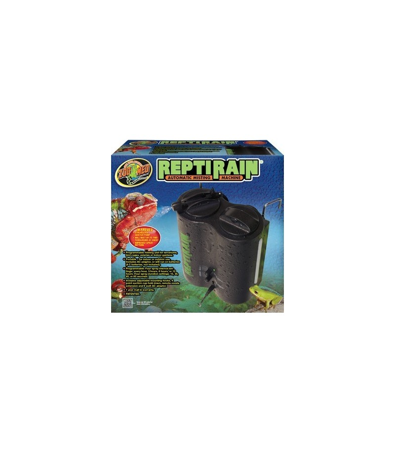 reptirain automatic misting machine