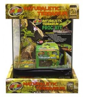 Zoo Med Naturalistic ReptiHabitat Terrarium Frog Kit