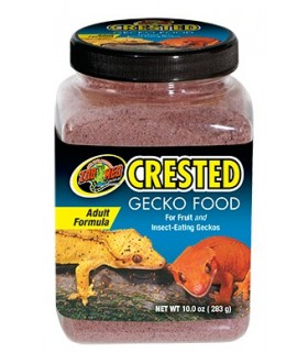 Zoo Med Crested Gecko Food - Adult Formula - 2oz