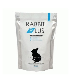 Rabbit Plus Diet Growth 1kg