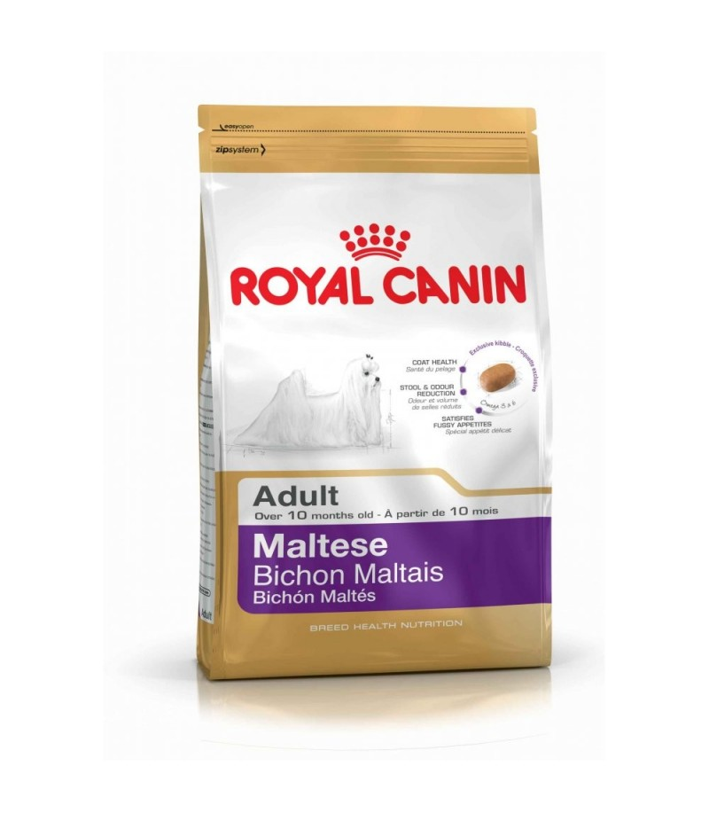 royal canin maltese adult moomoopets sg singapore 39 s. Black Bedroom Furniture Sets. Home Design Ideas