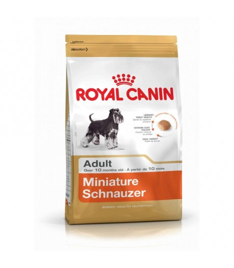 Royal Canin Miniature Schnauzer Adult Moomoopets Sg