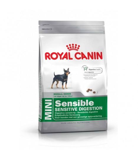 royal canin mini sensible digestive care moomoopets sg singapore 39 s online pet supplies shop. Black Bedroom Furniture Sets. Home Design Ideas