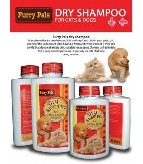 Furry Pals Dry Shampoo 300g