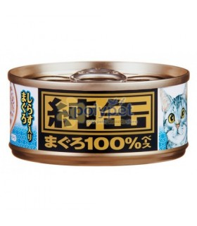Aixia Jun-can mini - Tuna with Whitebait 70g