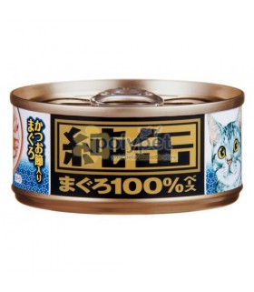 Aixia Jun-can mini - Tuna with Dried Skipjack 70g