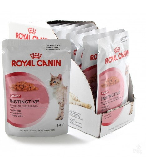 Royal Canin Adult Instinctive 85g X 12pouches