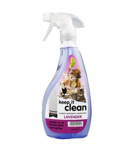 Keep it Clean Lavender Spray 500ml