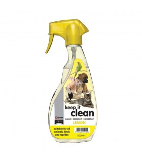 Supreme Keep it Clean Lemon Spray