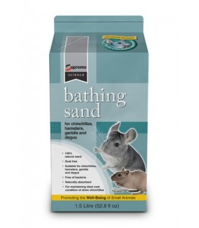 Supreme Charlie Chinchilla Bathing Sand
