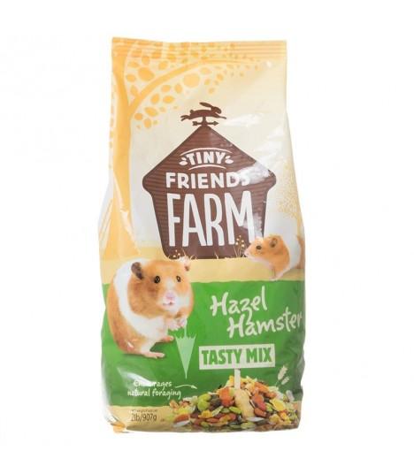 Harry Hamster Food