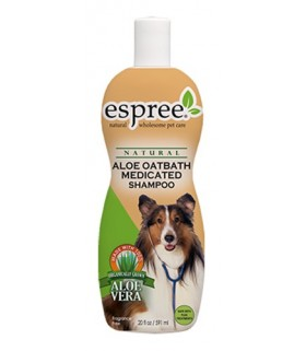 Espree Classic Care - Aloe Oatbath Medicated Shampoo