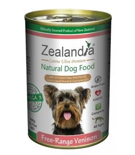 Zealandia Dog Free-Range Venison