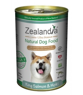 Zealandia Dog King Salmon & Hoki