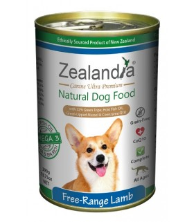 Zealandia Free-Range Lamb
