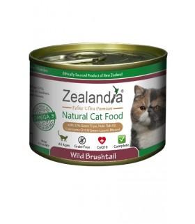 Zealandia Cat Wild Brushtail