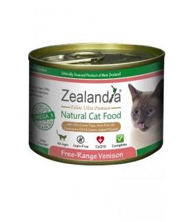 Zealandia Cat Free-Range Venison