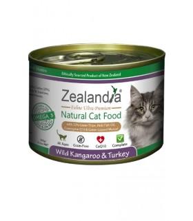 Zealandia Cat Wild Kangaroo & Turkey