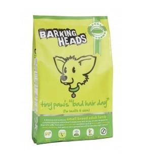 Barking Heads Tiny Paws Bad Hair Day