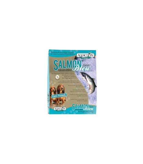 Addiction Puppy Salmon Bleu (Grain Free)