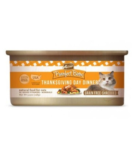 Merrick Purrfect Bistro Grain Free Grammy's Pot Pie Canned Cat Food