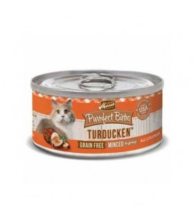 Merrick Purrfect Bistro Grain Free Turducken Canned Cat Food
