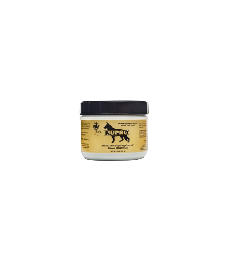 NUPRO All Natural Dog Supplement - MOOMOOPETS SG Singapore's