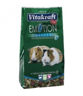 Vitakraft Emotion Beauty for Guinea Pigs 600g