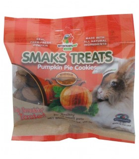 American Pet Diner APD Smaks Treats Pumpkin Pie Cookies
