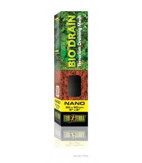 Exo Terra BioDrain Terrarium Draining Mesh Nano