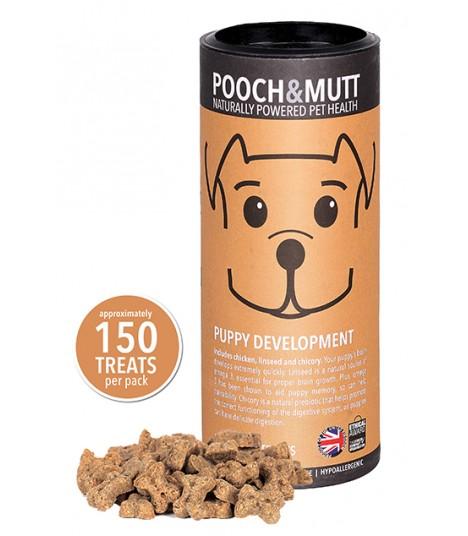 Pooch & Mutt Puppy Development Mini Bone Treats