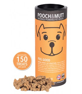Pooch & Mutt Feel Good Mini Bone Treats