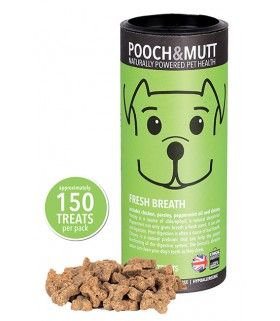 Pooch & Mutt Fresh Breath Mini Bone Treats