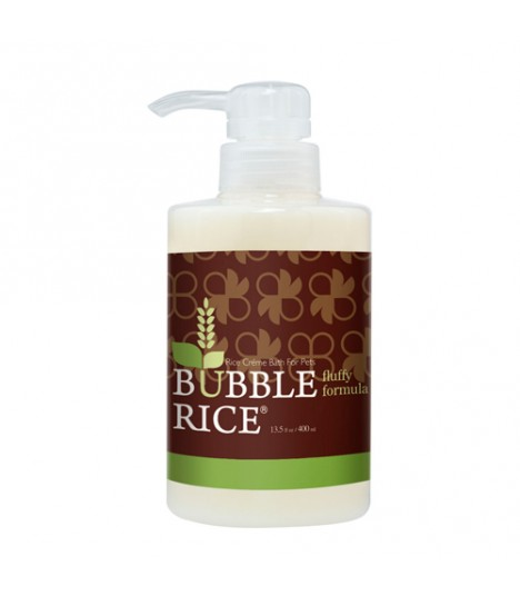 Bubble Rice Fluffy Formula