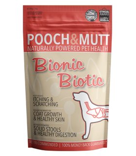 Pooch & Mutt Bionic Biotic
