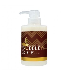 Bubble Rice Silky Shampoo