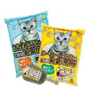 QQ Kit Paper Cat Litter 8L