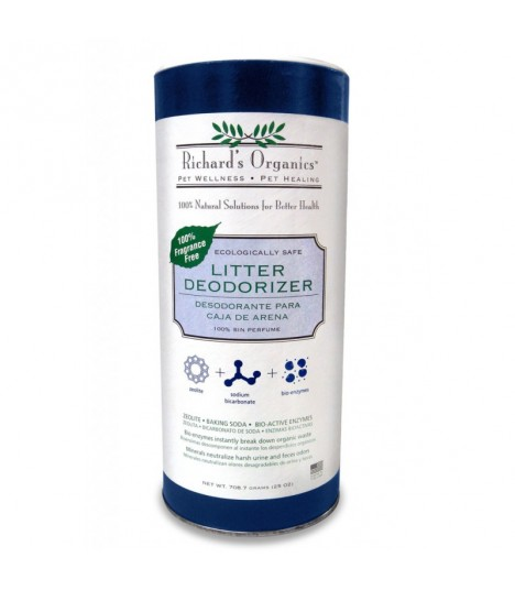 Richard's Organic Litter Deodorizer
