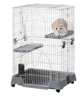 DC260 Marukan 5 IN 1 Kitty/Chinchilla Cage