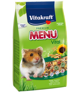 Vitakraft Menu Vital for Hamsters