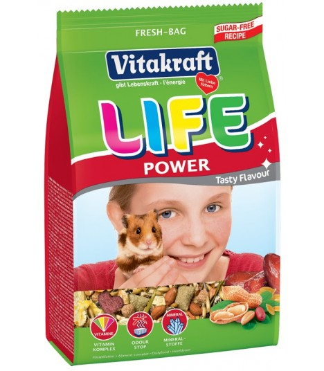 Vitakraft Life Power for Hamsters