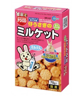 Marukan Milk Biscuits for Bunny 70g