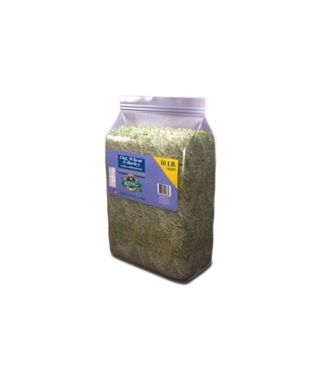 Alfalfa King Oat, Wheat & Barley 10lb (4.54kg)