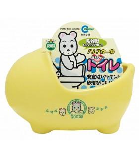 Marukan Porcelain Hamster Toilet