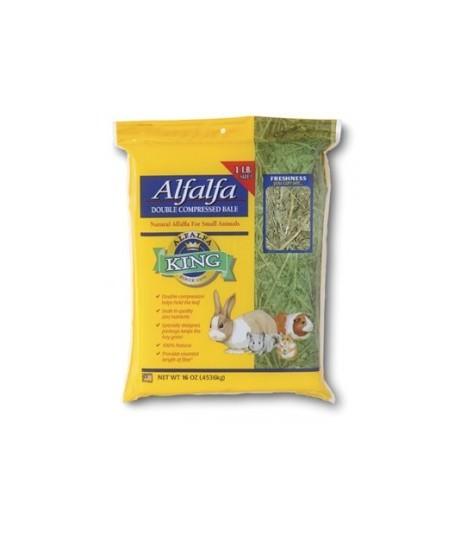 Alfalfa King Double Compressed Alfalfa Hay