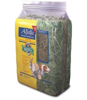 Alfalfa King Alfalfa Hay Double Compressed 4lb (1.8kg)