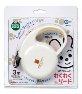 Marukan Rabbit Retractable Leash